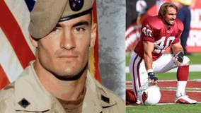 Cardinals share video of Pat Tillman talking about the American flag after 9/11 attacks