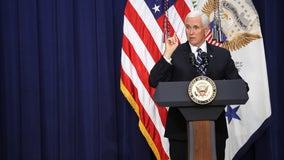 Vice President Mike Pence to visit Arizona this week, meet with Sen. Martha McSally