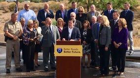 I-17 improvements coming, including addition of flex lane