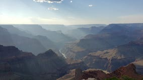 Grand Canyon replacing water pumps along popular trail
