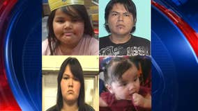 PD: New Mexico family traveling to Arizona found safe after being reported missing