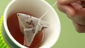 Fancy microplastic with your tea? Study finds that tea bags release billions of particles per cup
