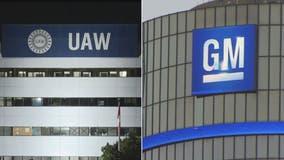 General Motors reinstating health care for striking workers