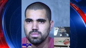Phoenix Police seize 2,000 fentanyl pills, cocaine, marijuana, guns and nearly $10k in cash