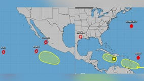 'They are forming like roaches': 6 storms over Atlantic, Pacific regions tie a modern record