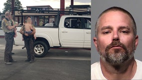 YCSO: Deputies arrive in time to rescue children before DUI suspect drove away