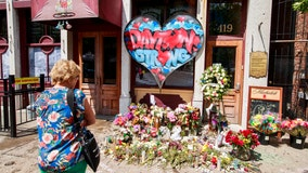 Nearly half of US adults fear being victim of mass shooting, poll finds