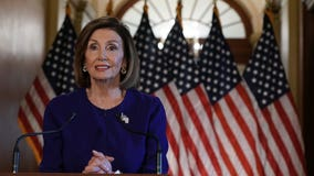 'No one is above the law': House Speaker Pelosi orders impeachment inquiry of President Trump