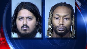 Men arrested last week in East Valley as part of drug bust
