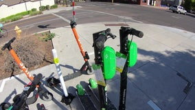Lime scooters back on the streets in Downtown Phoenix