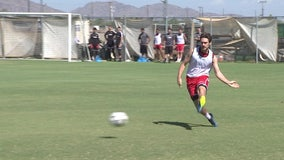 Phoenix Rising soccer team to welcome fans once again at their game on September 11