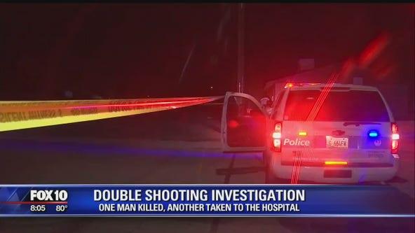 Suspect in custody following deadly shooting in Phoenix neighborhood