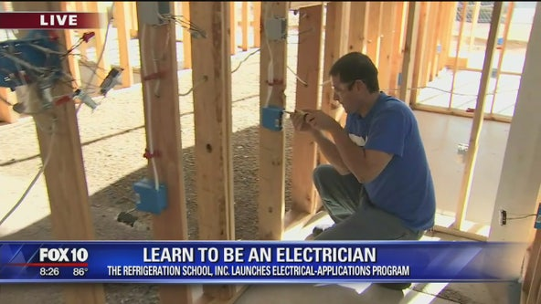 Cory's Corner: Learn to be an Electrician at The Refrigeration School