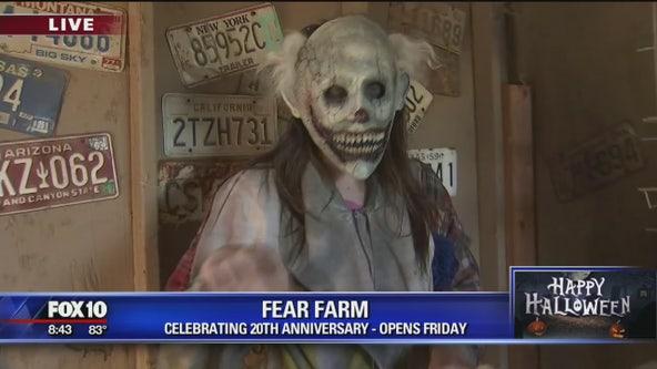 Cory's Corner: Fear Farm celebrates 20th anniversary