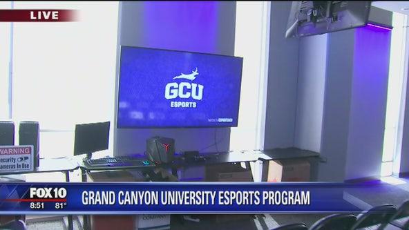 Cory's Corner: Grand Canyon Esports