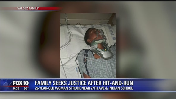 Family of woman involved in hit-and-run seeks justice
