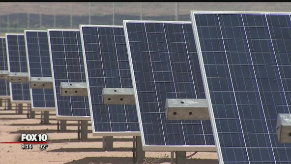 Despite recent issues, APS has ambitious plans to harness power from the sun