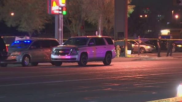 MCSO: Suspect critical following deputy-involved shooting near 48 St and Broadway