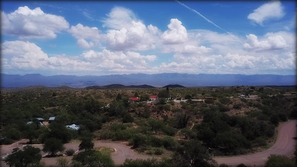 Drone Zone: Taking a look at Oracle State Park near Tucson