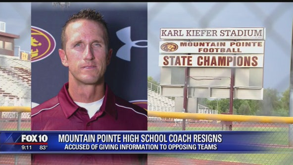 Ahwatukee high school sports coach accused of sharing game plans with opposing teams
