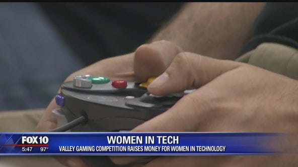 Local gaming competition aims to get more women into tech field