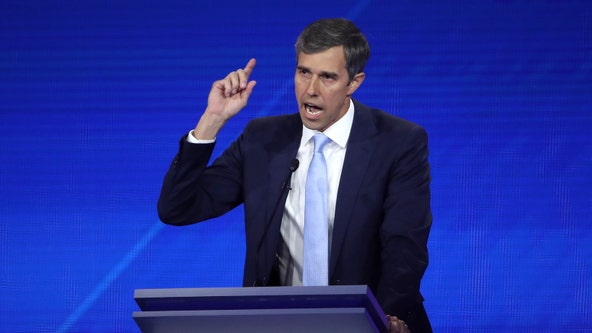 Vow to ban assault weapons gives Beto O'Rourke debate breakout