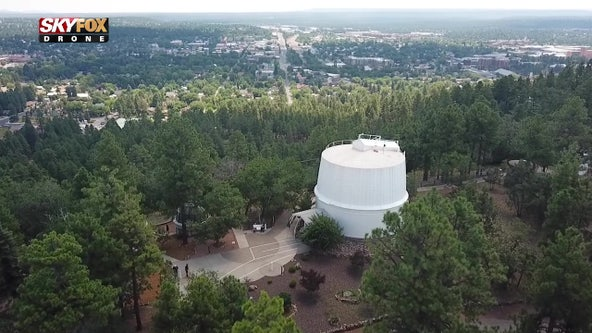 Lowell Observatory getting open-deck facility for viewing