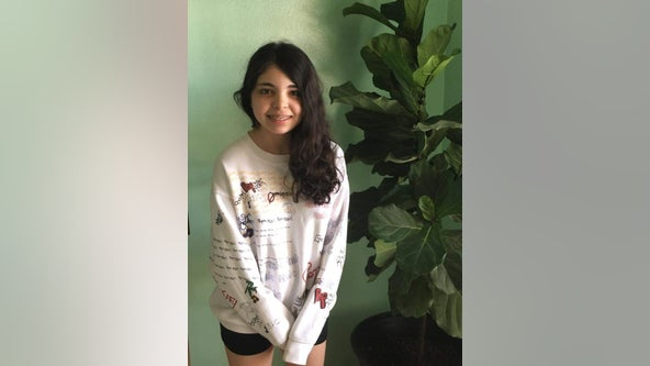 Silver Alert issued for missing 14-year-old girl with autism