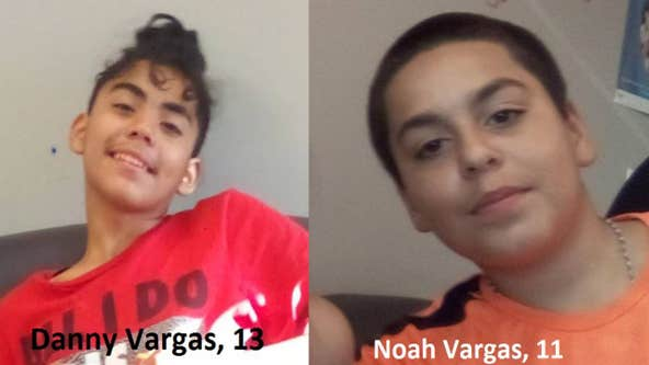 Phoenix PD searching for two brothers last seen Saturday afternoon