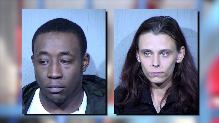 Mother and her boyfriend accused of abusing six-year-old boy