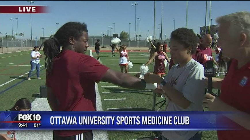 Cory's Corner: Ottawa University Sports Medicine Club