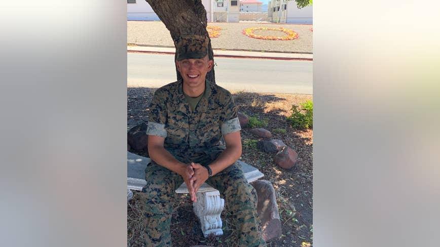 Arizona family searches for missing Camp Pendleton Marine