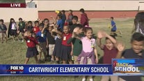 Cory's Corner: Back to school at Cartwright Elementary School