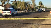PD: 1 injured in shooting near 27th Ave. and Van Buren