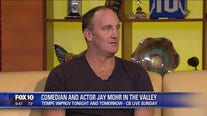 Comedian, actor Jay Mohr to perform at the Tempe Improv