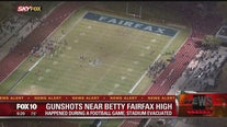 Phoenix PD: No one injured after shots fired near high school football game