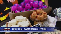 Celebrate Halloween with ghoulish goodies from Lush Cosmetics