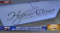 Thrifty Thursday: Hope's Closet in Goodyear