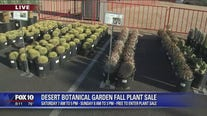 Thrifty Thursday: Desert Botanical Garden Fall plant sale