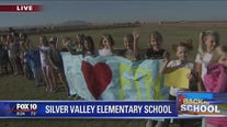 Cory's Corner: Back to school at Silver Valley Elementary School