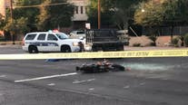 PD: 1 dead following crash involving motorcycle near 17th Ave. and Glendale