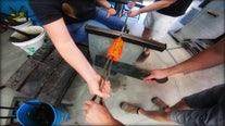 Sedona area school teaching people to create their own glasswork