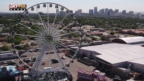 Drone Zone: Flying over the Arizona State Fair