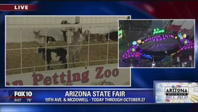 Arizona State Fair now open through end of October