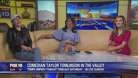 Taylor Tomlinson to perform at Tempe Improv