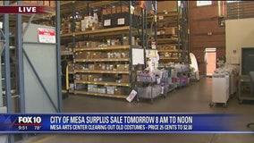 Cory's Corner: City of Mesa's surplus sale