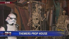 Cory's Corner: Themers Prop House