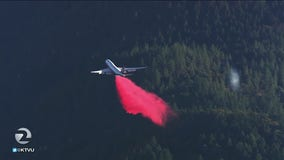 'Civilians weren't in the way:' Cal Fire contains 45% of Kincade Fire