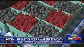 Foods to help reduce cancer your risk