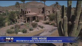 Cool House: Mesa home nestled among the mountains with stunning views